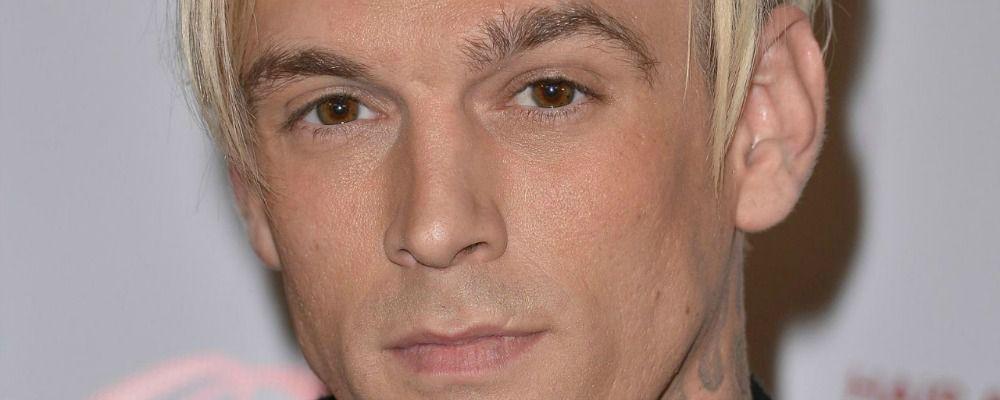 Aaron Carter, arrestato il fratello di Nick dei Backstreet Boys