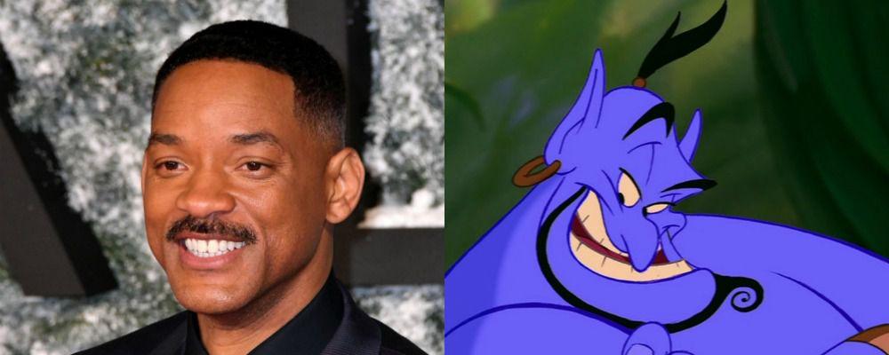Aladdin, nel film di Guy Ritchie il genio è Will Smith