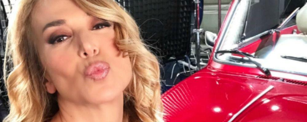 Barbara d'Urso, bikini bollente a Ibiza e le voci di un nuovo amore