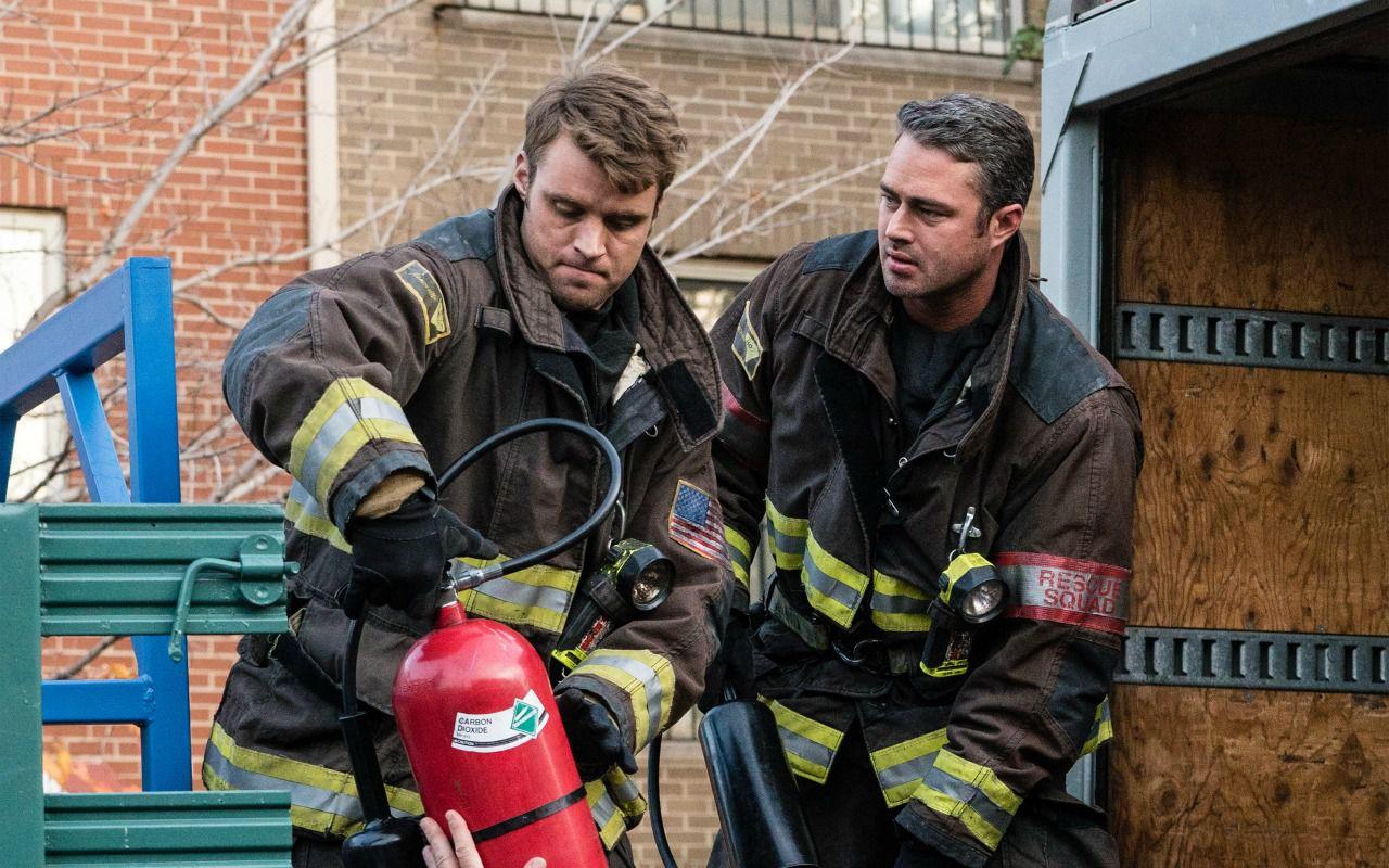 Chicago Fire IV, triplo appuntamento con i pompieri