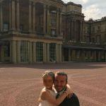 David e Victoria Beckham, la festa di Harper a Buckingham Palace