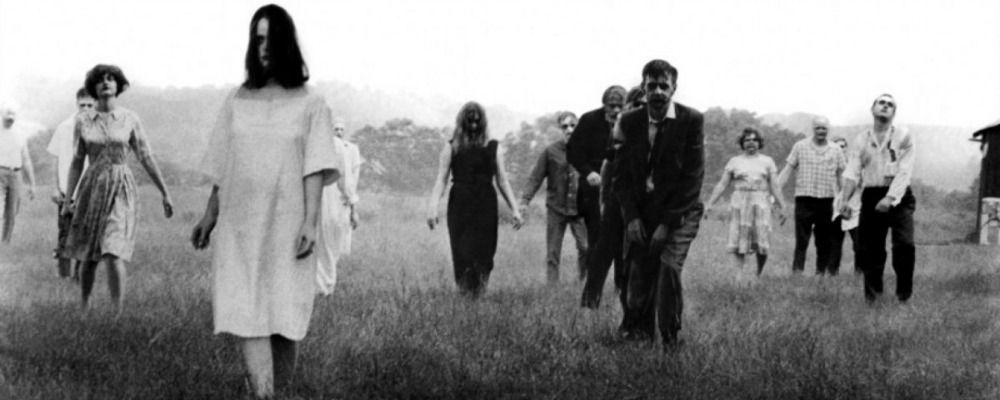La notte dei morti viventi, il film cult di George Romero su Cielo