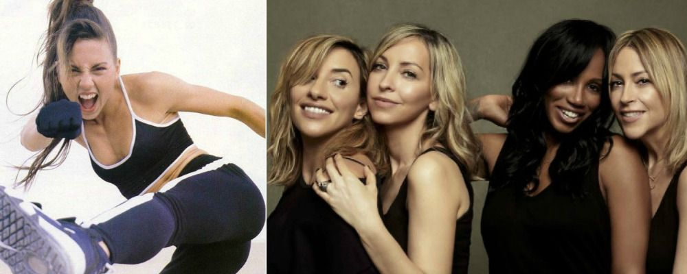 Melanie C tradisce le Spice Girls con le All Saints