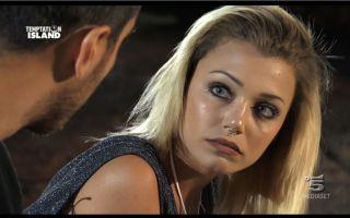 Temptation Island 2017, il falò di confronto tra Riccardo e Camilla