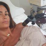 Samantha de Grenet, dall'Isola all'ospedale: 'Barcollo ma non mollo'