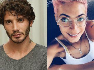 Stefano De Martino ed Elodie Di Patrizi commentano il presunto flirt