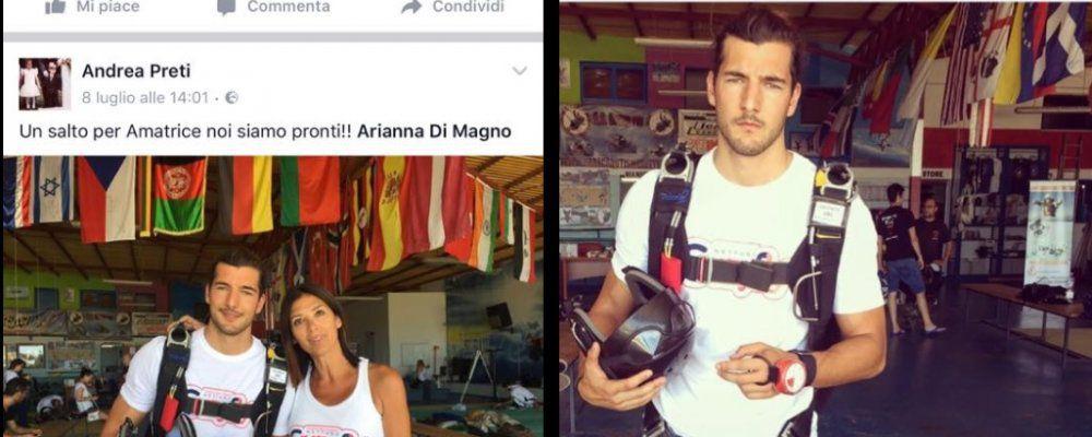 Selvaggia Lucarelli contro Andrea Preti 'Tentativi patetici di farsi autopromozione'