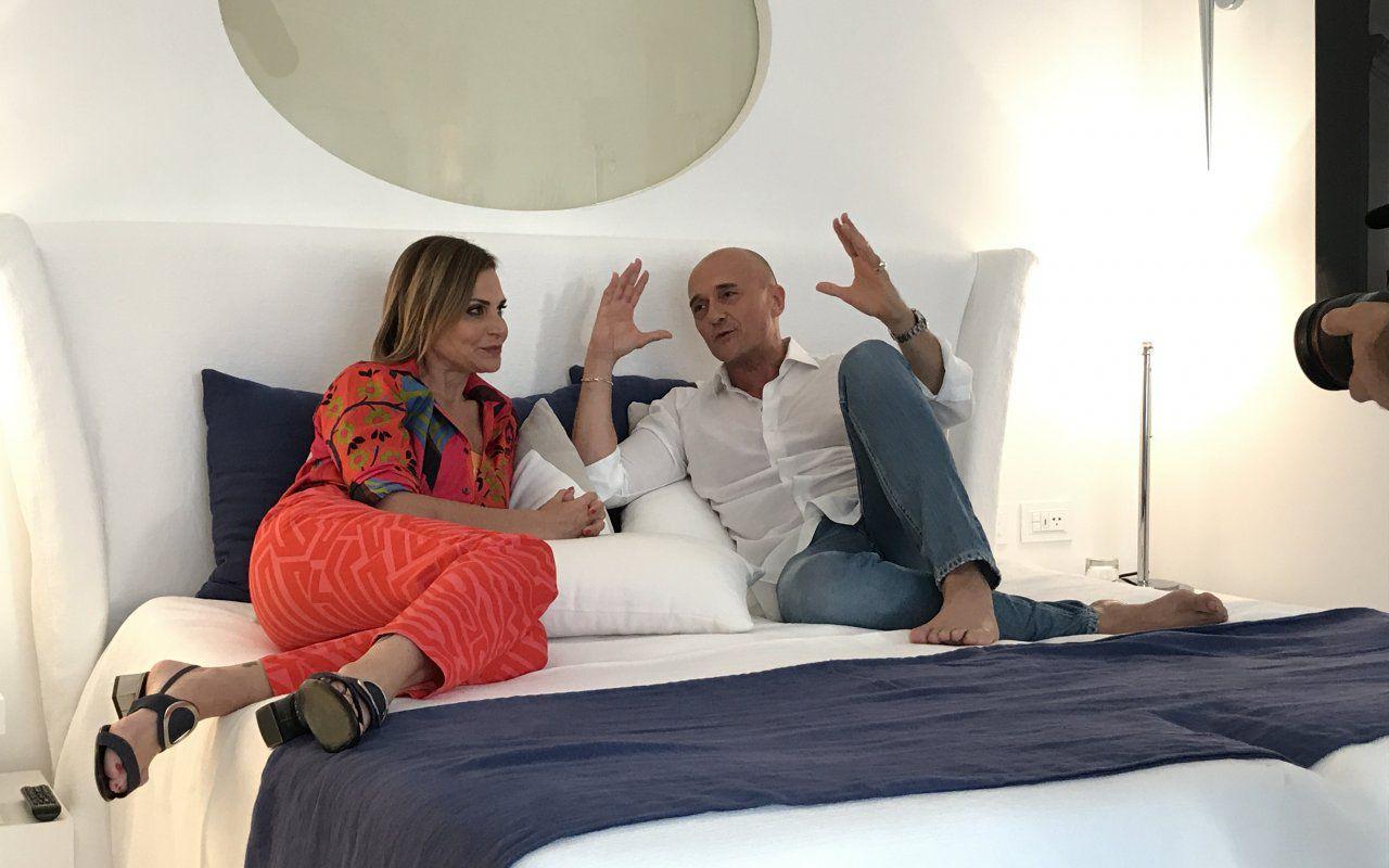 #Estate: secondo appuntamento con Simona Ventura, Rosa Perrotta e Melissa Satta