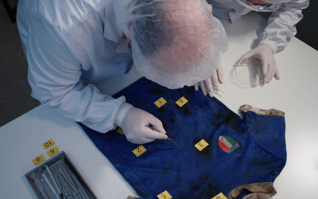 Ignoto 1 - Yara, DNA di un'indagine. Stasera e domani su Tv8