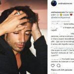 Belen Rodriguez e Andrea Iannone altro che crisi, 'sei tu il mio sole'