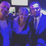 Titanic, la reunion: Leonardo DiCaprio, Kate Winslet e Billy Zane insieme per gli iceberg