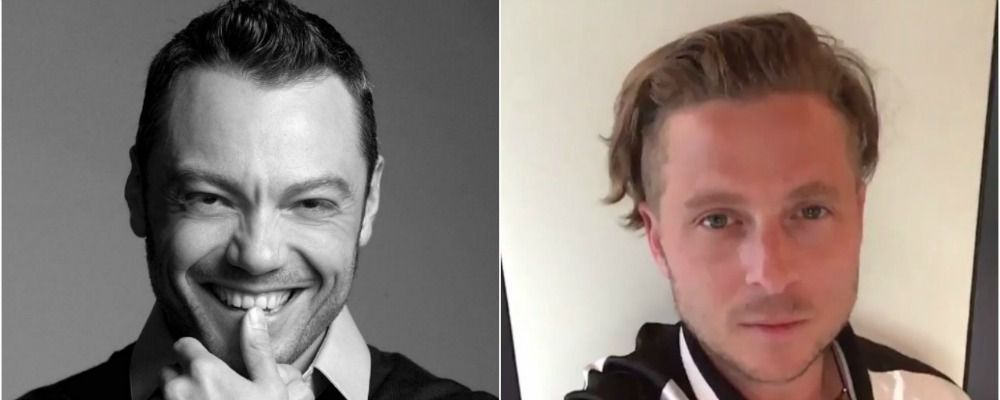 Tiziano Ferro duetta con Ryan Tedder degli OneRepublic in 'No Vacancy'