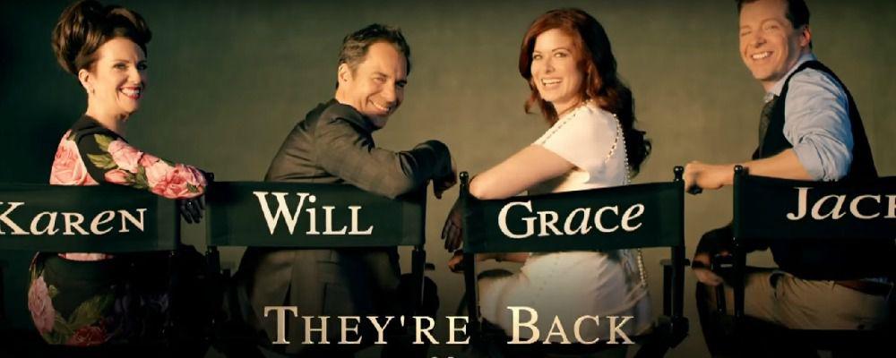 Will and Grace, il promo della nuova stagione