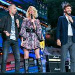 Ascolti Tv, vince Wind Summer Festival con 2,7 milioni di telespettatori
