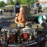 Alex Soresini, morto il batterista degli Africa Unite