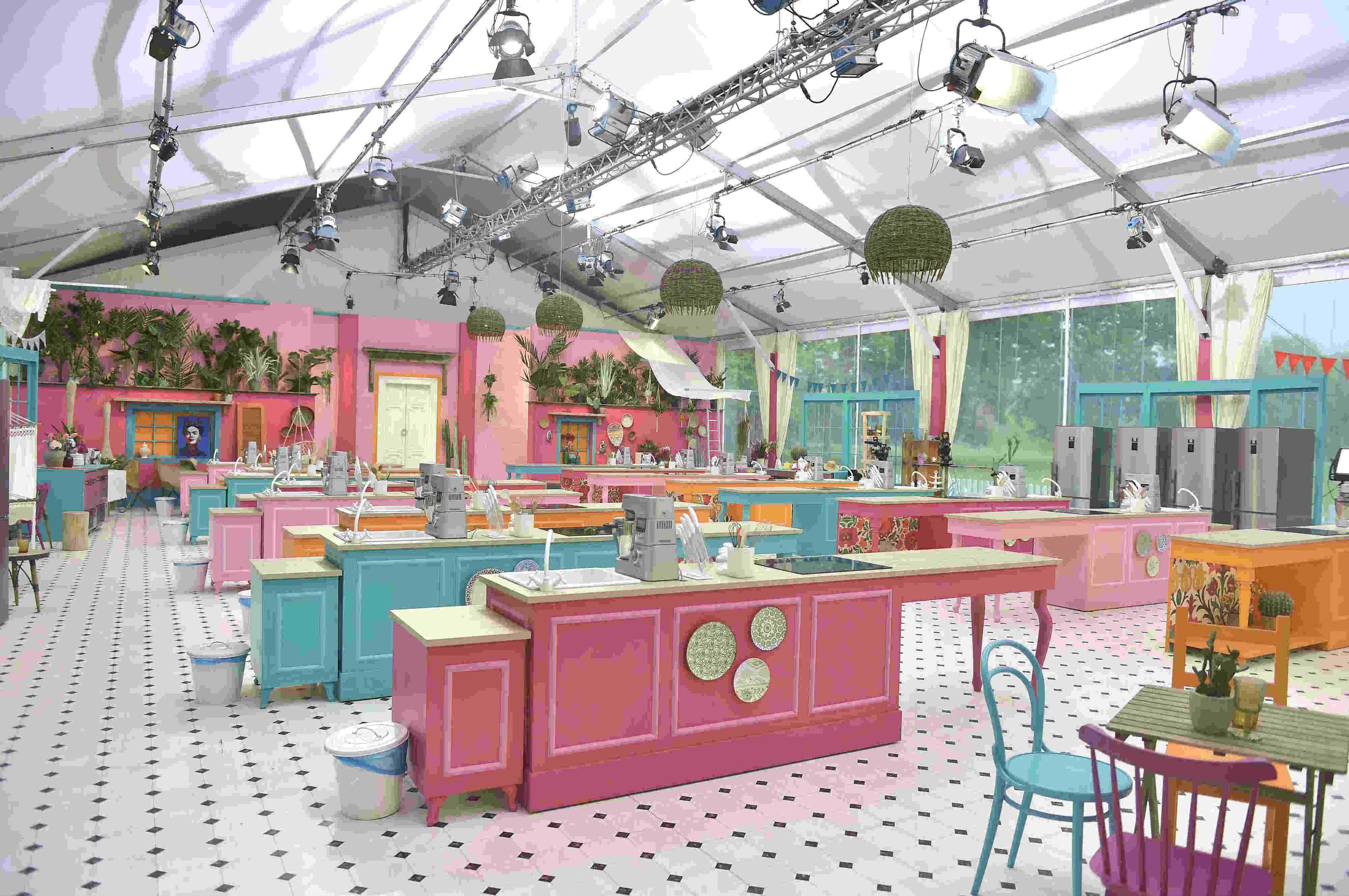 Bake Off Italia 'esce dalla tv' per il lancio della quinta edizione