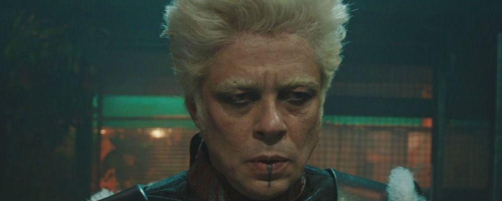 Star Wars: Gli ultimi Jedi, ecco chi è Benicio Del Toro