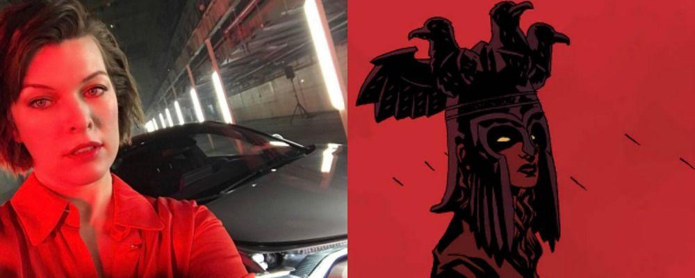 Milla Jovovich sarà la Regina di Sangue nel remake di Hellboy