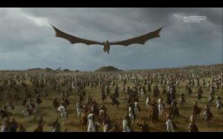 Game of Thrones 7, episodio 4: la battaglia dei draghi