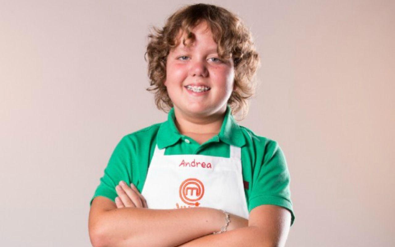 Junior Masterchef, addio Andrea Pace: è morto il giovane concorrente del talent