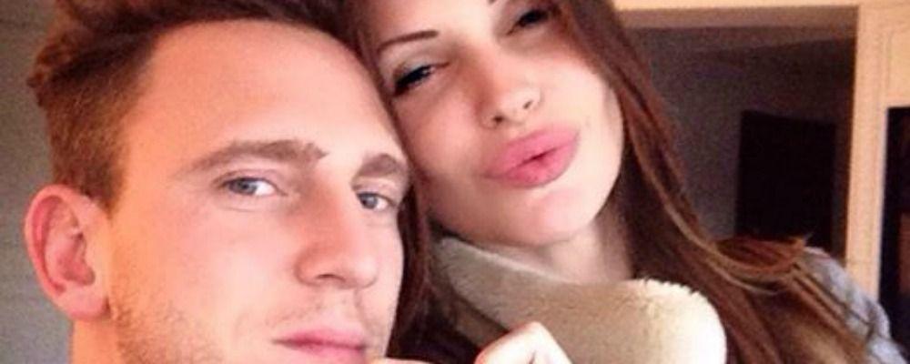 Uomini e donne: Carla Velli la ex fidanzata di Francesco Arca aspetta un bambino