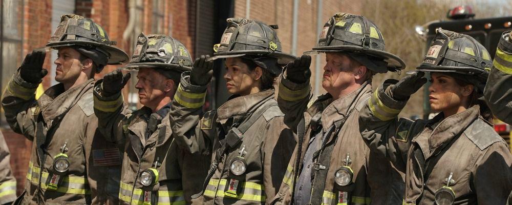 Chicago Fire, due nuovi episodi della quarta stagione su Italia 1