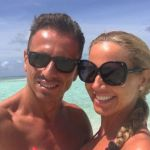 Federica Panicucci, vacanza da sogno alle Maldive con Marco Bacini e i figli