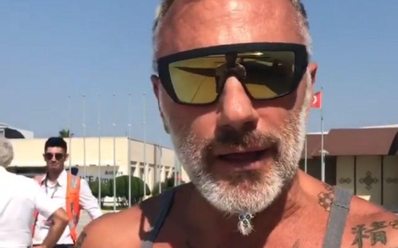 "Gianluca Vacchi risponde cantando Jovanotti: ""Mormora, la gente mormora..."""