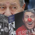 Jerry Lewis, in tv il ricordo del genio comico scomparso
