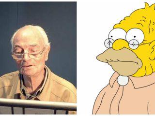 Addio a Mario Milita, voce di nonno Simpson. Xena naufraga
