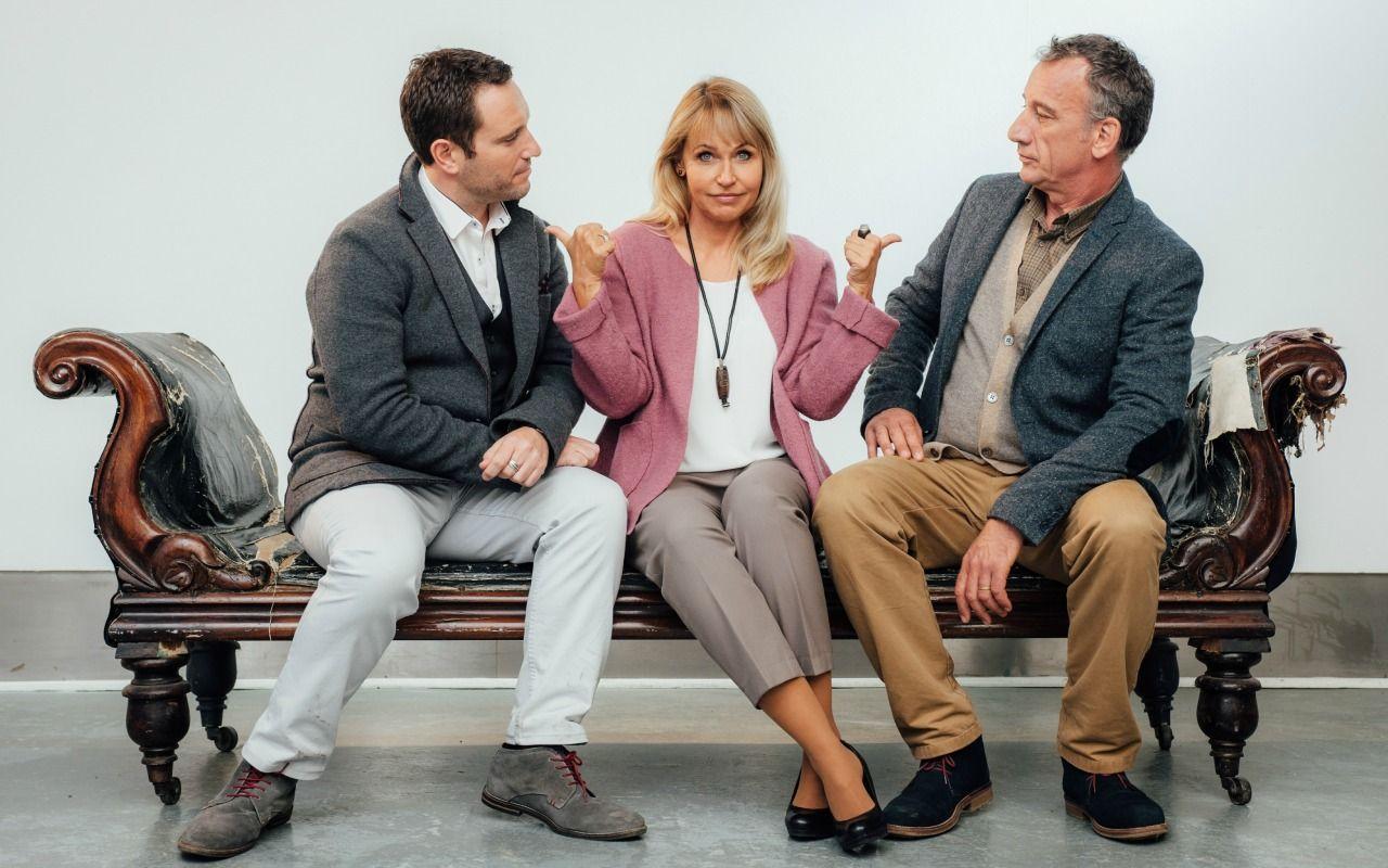 Rosamunde Pilcher licenza di tradire, trama del film su Canale 5