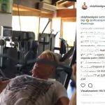 Creed 2, Dolph Lundgren si allena per tornare ad interpretare Ivan Drago contro Rocky Balboa