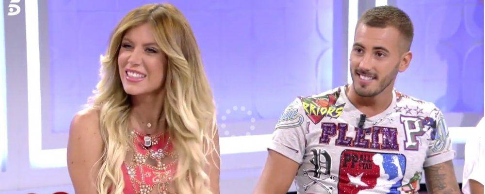 Paola Caruso a Uomini e donne, ma nella versione spagnola Mujeres y hombres