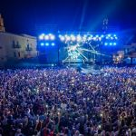 Battiti Live, Terza tappa ad Andria con Elodie, Riky, Ermal Meta