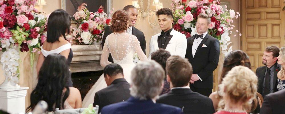 Beautiful, le nozze di Nicole e Zende: anticipazioni dal 18 al 22 settembre