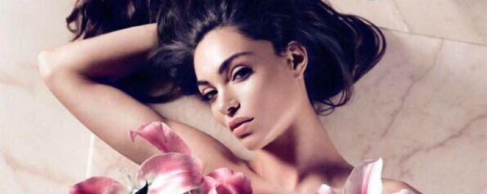 Lorella Boccia, da Amici al topless 'fiorito' per Playboy
