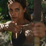 Tomb Raider, il trailer con Alicia Vikander giovane Lara Croft