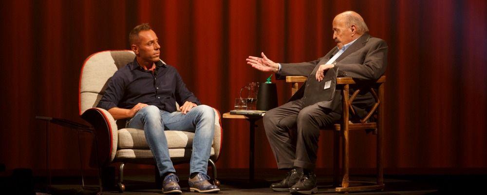 Maurizio Costanzo, sta per tornare L'intervista con Pietro Maso