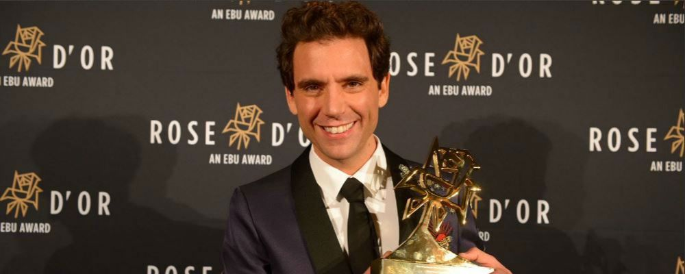 Stasera CasaMika, il trionfo di Mika: premiato come miglior programma d'intrattenimento