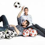 Quelli che il calcio, 25 anni di sport festeggiati con Luca e Paolo e Mia Ceran