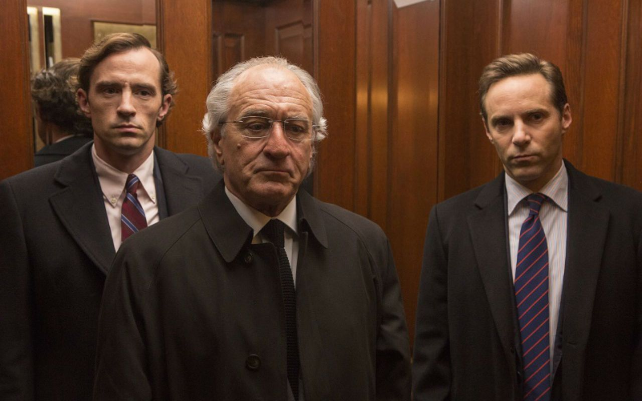 Wizard of Lies, Robert De Niro come Bernie Madoff su Sky Cinema
