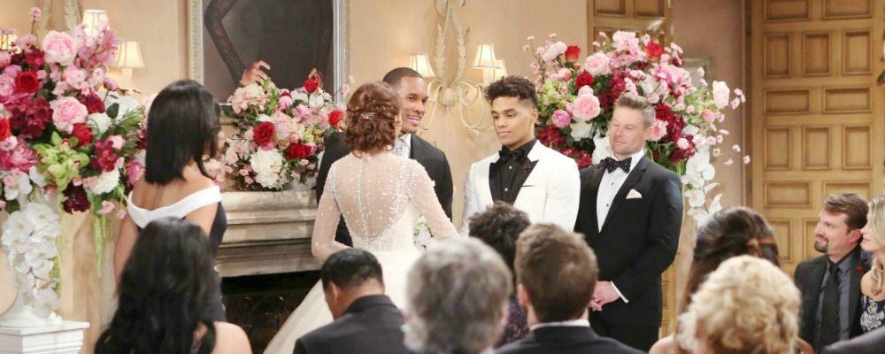 Matrimonio Zende E Nicole : Beautiful il matrimonio di nicole e zende anticipazioni