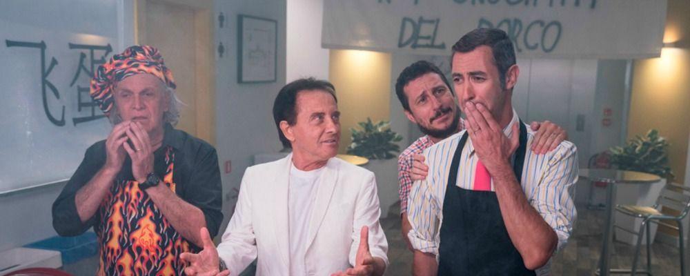 Camera Cafè, il 19 settembre arrivano Roby Facchinetti e Riccardo Fogli