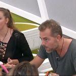 Grande Fratello Vip 2, è scontro tra Daniele Bossari e Giulia De Lellis