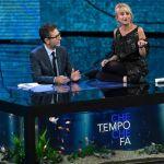 Che tempo che fa, domenica 18 febbraio: Berlusconi, Morandi, Vanoni e Lo Stato Sociale