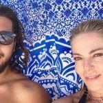 Claudia Gerini: 'Non ho trattato male Andrea Preti. Nella vita si soffre'