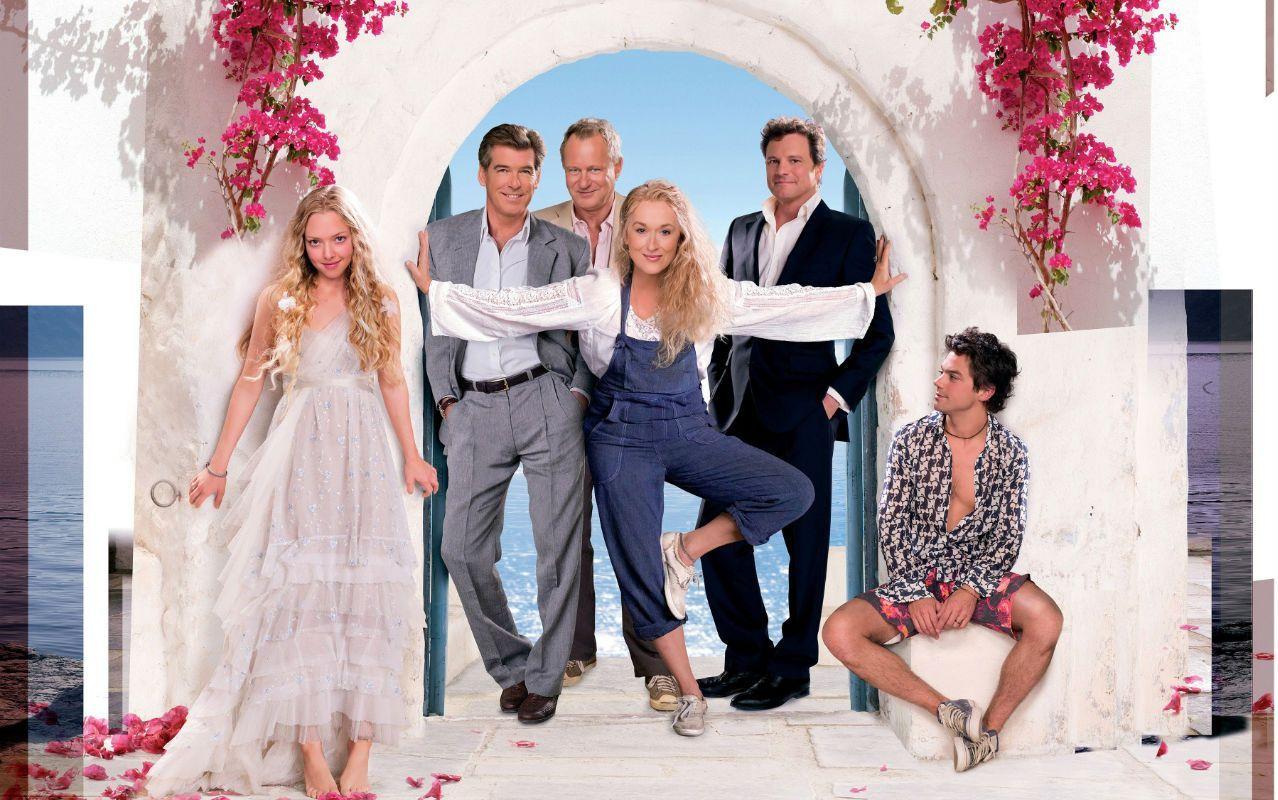 Mamma mia, trama, cast e curiosità del film con Meryl Streep e Amanda Seyfried