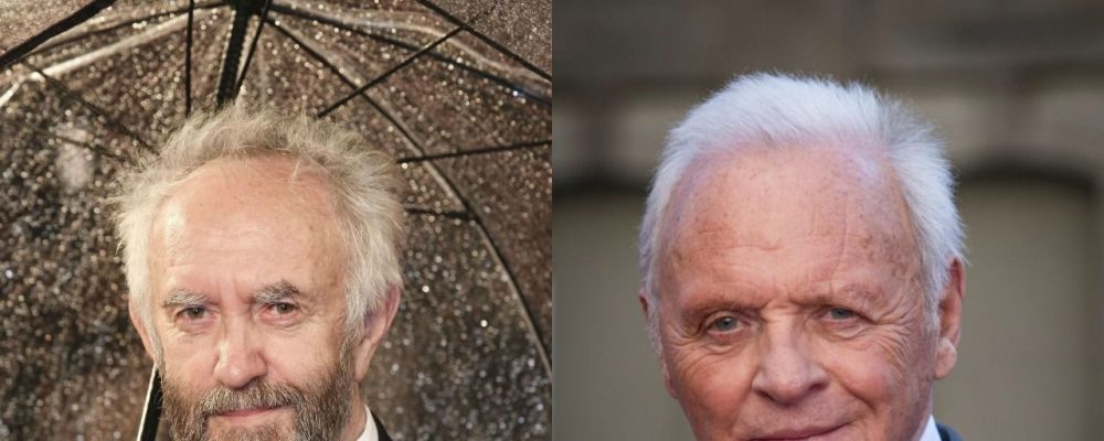 The Pope: Jonathan Price e Anthony Hopkins diventano Pontefici per Netflix