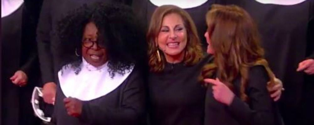 Sister Act, dopo 25 anni reunion di suore con Whoopi Goldberg
