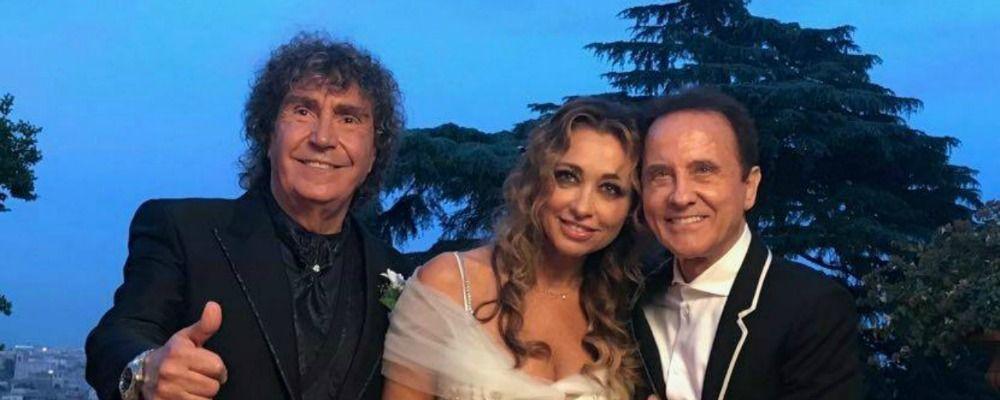 Pooh, il batterista Stefano D'Orazio si è sposato